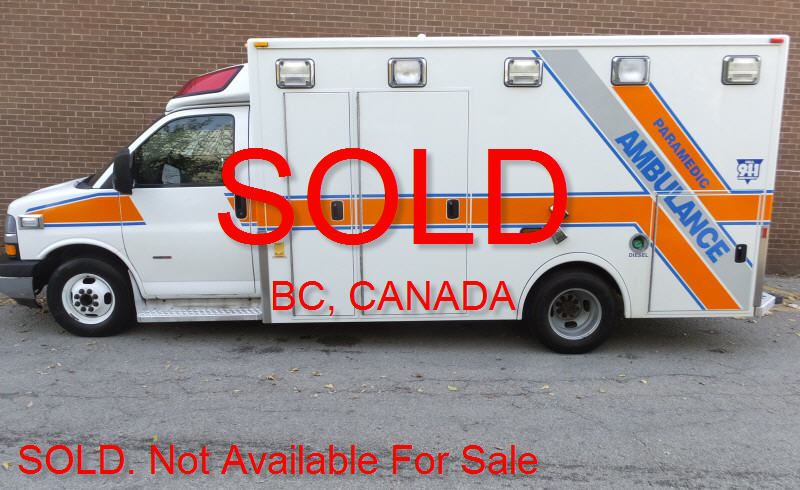 9084 SOLD BC CANADA