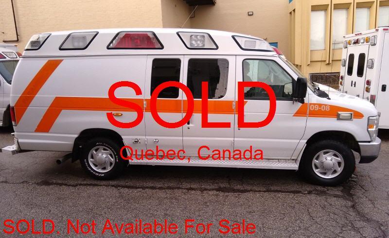 8778-SOLD Quebec Canada