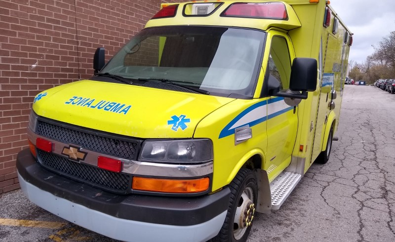 Used Ambulances | Vehicle Type | Elite911