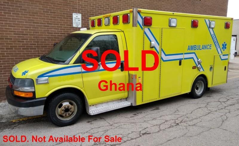 8500 - SOLD GHANA